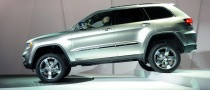 2011 Grand Cherokee Debuts with Details and Photos
