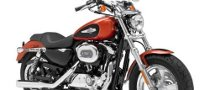 2011 Harley-Davidson 1200 Custom Presented