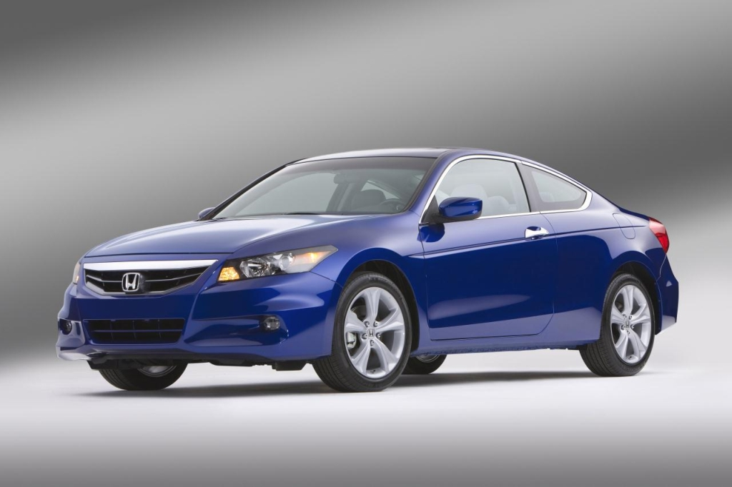 2011 Honda Accord Facelift Official Photos and Info - autoevolution
