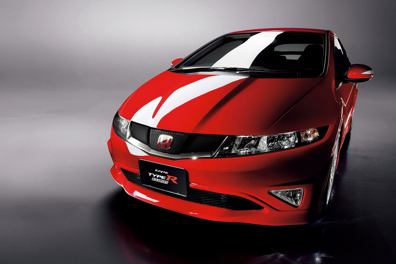 2011 Honda Civic Type R Euro Launched In Japan Autoevolution