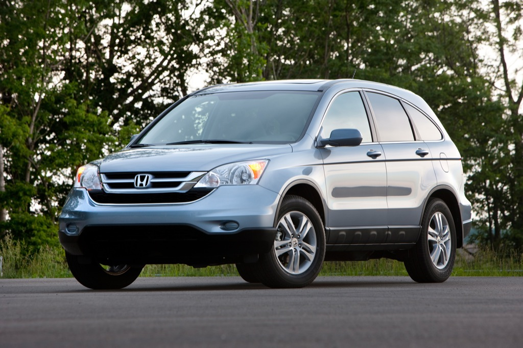 2011 honda cr v debuts special edition announced autoevolution. Black Bedroom Furniture Sets. Home Design Ideas