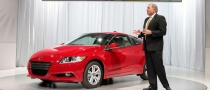 2011 Honda CR-Z Sport Hybrid Debuts at E3