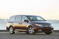 The 2011 Honda Odyssey Touring Elite