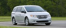 2011 Honda Odyssey Receives IIHS Top Safety Rating