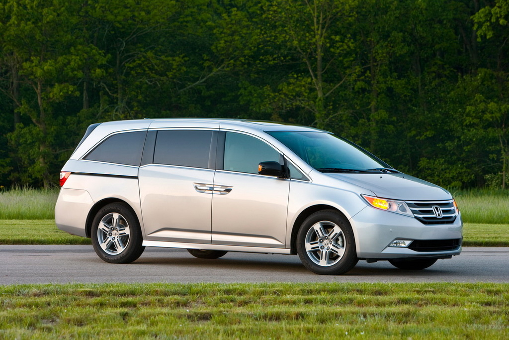 2011 Honda Odyssey Touring Elite Unveiled Autoevolution