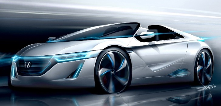 2011 Honda Small Sports EV Concept Revealed, to Debut in Tokyo