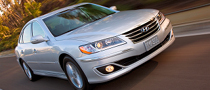 2011 Hyundai Azera Revealed in Chicago