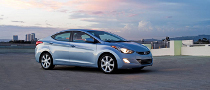 2011 Hyundai Elantra Awarded Top Safety Pick by IIHS