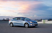 The 2011 Hyundai Elantra