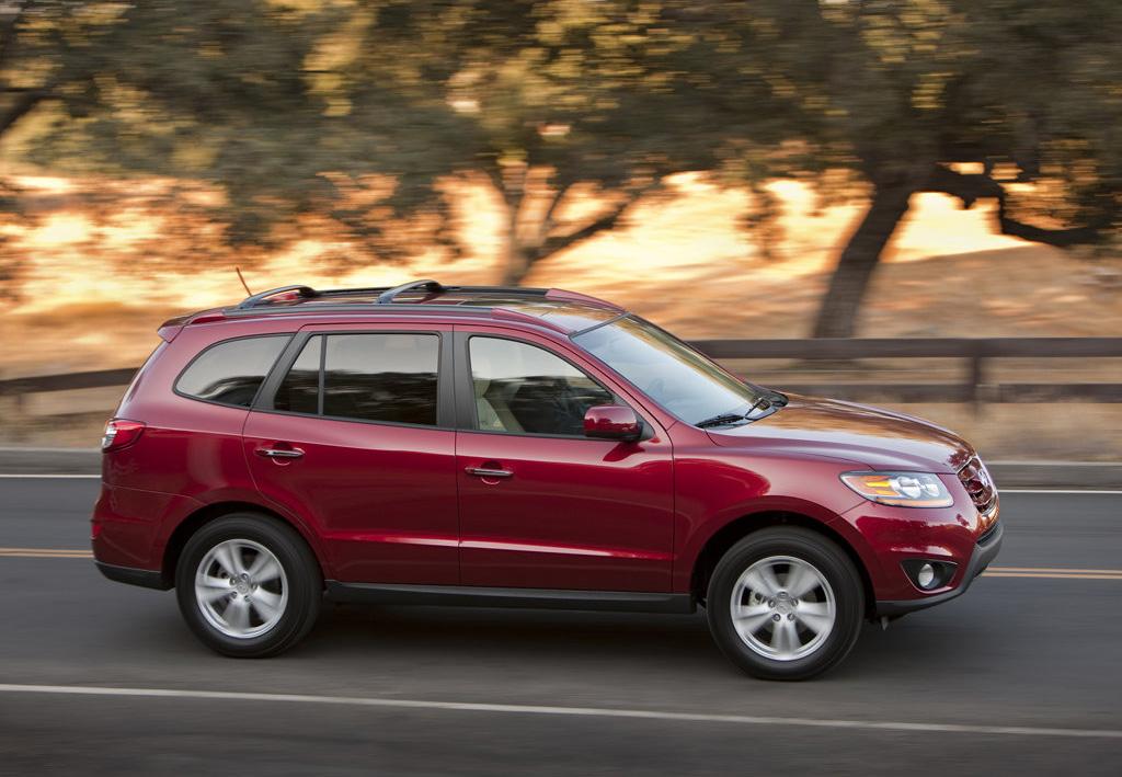 2011 Hyundai Santa Fe Recalled Autoevolution