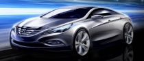 2011 Hyundai Sonata Leaked Photos and Official Sketches