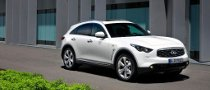 2011 Infiniti FX UK Pricing Revealed