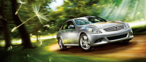 2011 Infiniti G25 US Pricing Announced
