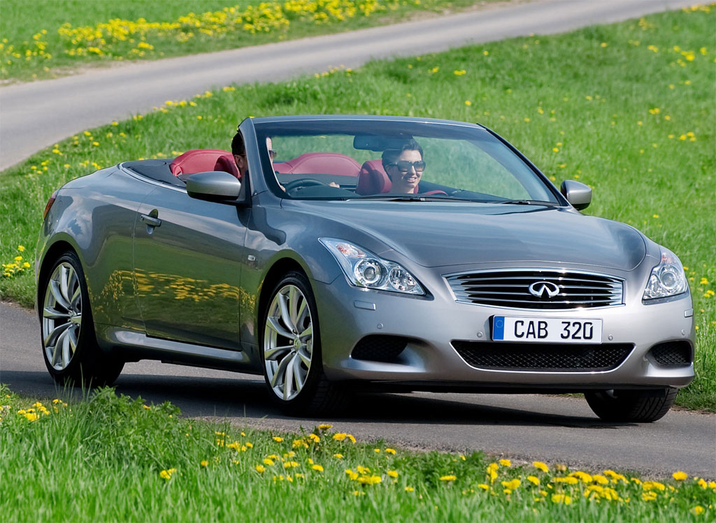 2011 infiniti g37 coupe and convertible pricing revealed. Black Bedroom Furniture Sets. Home Design Ideas