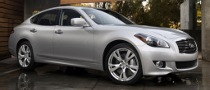 2011 Infiniti M Makes Official World Debut