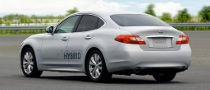 2011 Infiniti M35h to Debut New Steering and Braking Tech
