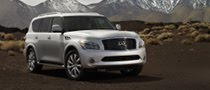 2011 Infiniti QX Official Info and Pictures