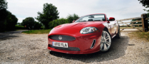 2011 Jaguar XK-R Convertible Short Review