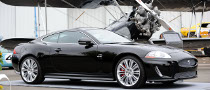 2011 Jaguar XKR175 Makes NA Debut