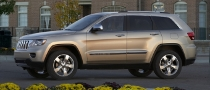 2011 Jeep Grand Cherokee Gets IIHS Top Safety Pick