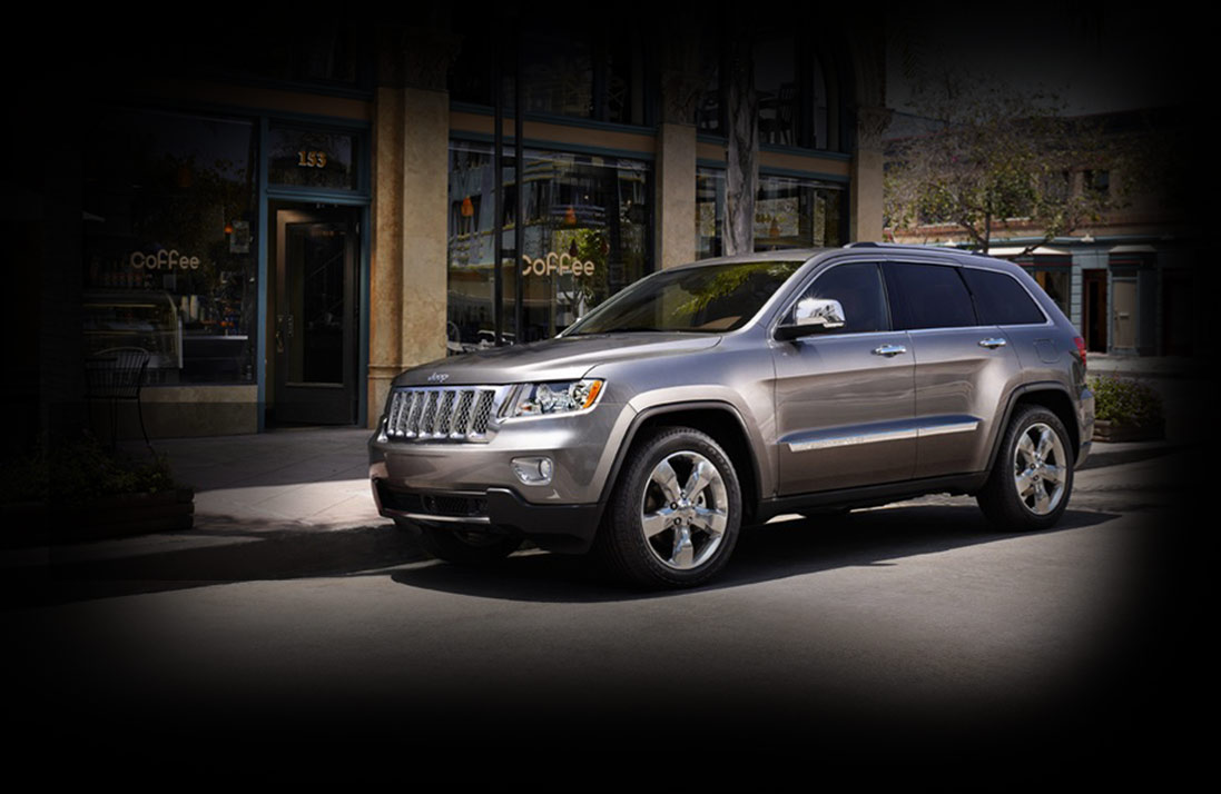 2011 jeep grand cherokee overland summit caught in advertising spree autoevolution. Black Bedroom Furniture Sets. Home Design Ideas