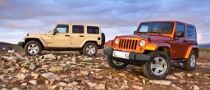 2011 Jeep Wrangler and Wrangler Unlimited Previewed