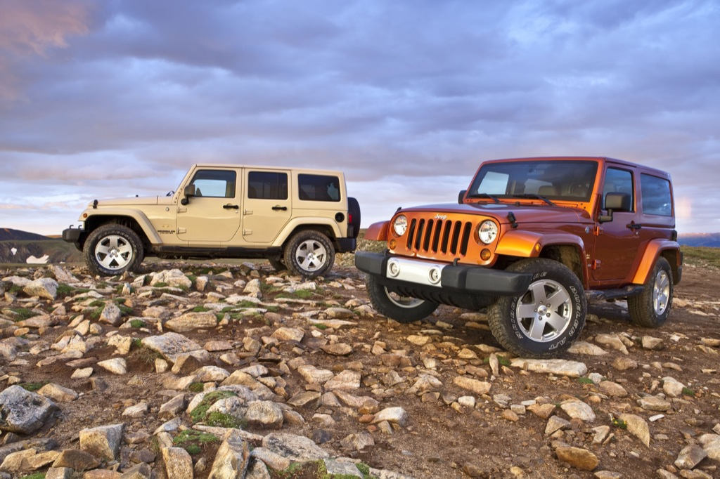 2011 Jeep Wrangler and Wrangler Unlimited Previewed autoevolution
