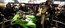 2011 Kawasaki Z1000SX and Ninja ZX-10R at Motorcycle Live