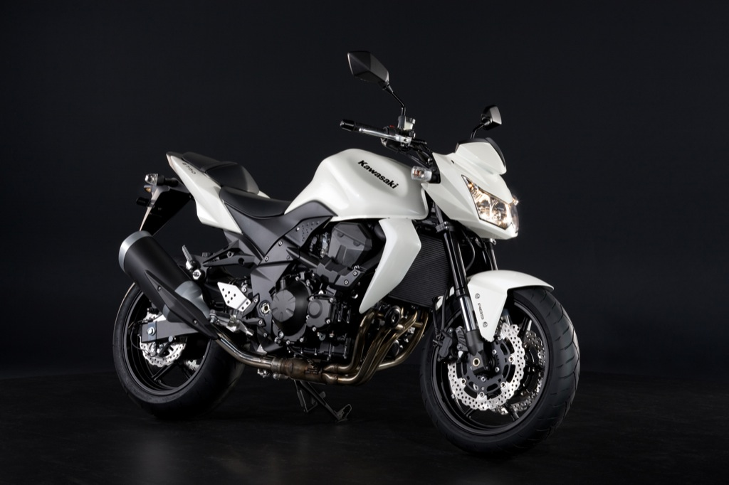 2011 Kawasaki Z750 Gets New Colors