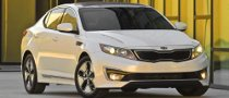 2011 Kia Optima Hybrid Priced at Under $27,000