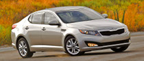 2011 Kia Optima Receives IIHS Top Safety Pick