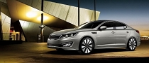2011 Kia Optima to Attend the Guangzhou Auto Show