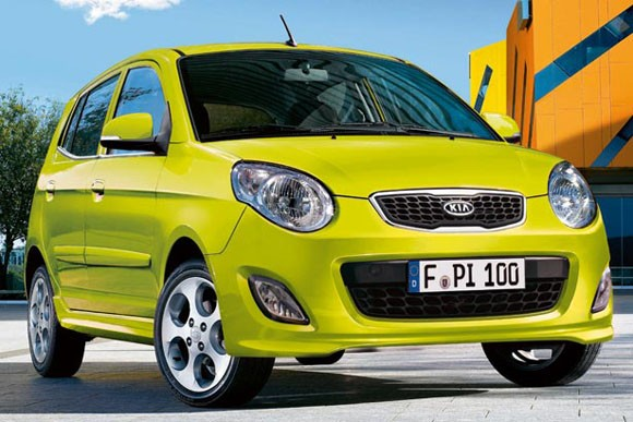 2011 kia picanto first images and european pricing released autoevolution. Black Bedroom Furniture Sets. Home Design Ideas