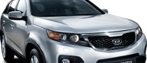 2011 Kia Sorento CUV Details Released