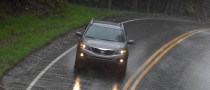 2011 Kia Sorento CUV Sees Daylight in LA