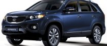 2011 Kia Sorento CUV to Be Produced at US Plant