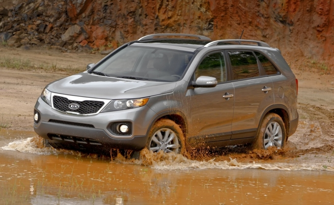 Kia Sorento 3Rd Row >> 2011 Kia Sorento Pricing Unveiled - autoevolution