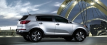 2011 Kia Sportage Enters European Production