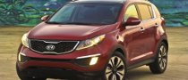 2011 Kia Sportage SX Turbo U.S. Pricing Announced