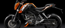 EICMA 2010: KTM 125 Duke [Live Photos]