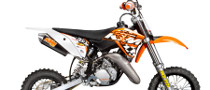 2011 KTM 50 SXS Race Bike Launched in the US