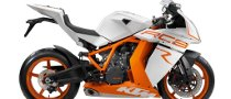 2011 KTM RC8 R Pricing Announced