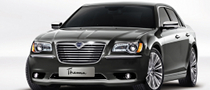 2011 Lancia Thema First Photo Released