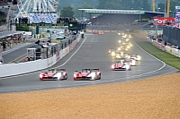 Le Mans 24 Hours field