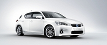 2011 Lexus CT 200h Canadian Specs Revealed