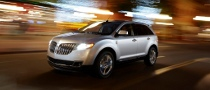 2011 Lincoln MKX Earns IIHS Top Safety Pick