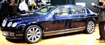 2011 NAIAS: Bentley Continental Flying Spur Series 51 [Live Photos]