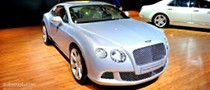 2011 NAIAS: Bentley Continental GT [Live Photos]