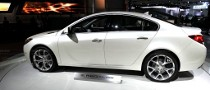 2011 NAIAS: Buick Regal GS [Live Photos]