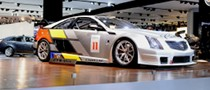 2011 NAIAS: Cadillac CTS-V Coupe Race Car [Live Photos]